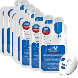 可莱丝面膜_clinie可莱丝NMF水库针剂面膜10片(超强补水)-特价