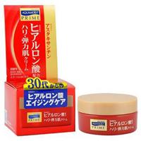 JUJU透明质酸活肤弹力面霜 30g