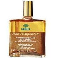 Nuxe 欧树全效护理油50ml(含珍珠贝母金粉)