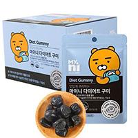 韩国日东减肥糖5袋60粒
