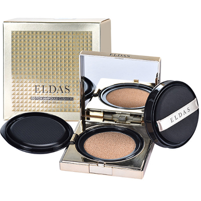 Eldas艾戴丝钻石气垫bb霜15g+15g替换(21号)-特价