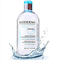 贝德玛保湿洁肤液卸妆水(蓝色)-特价